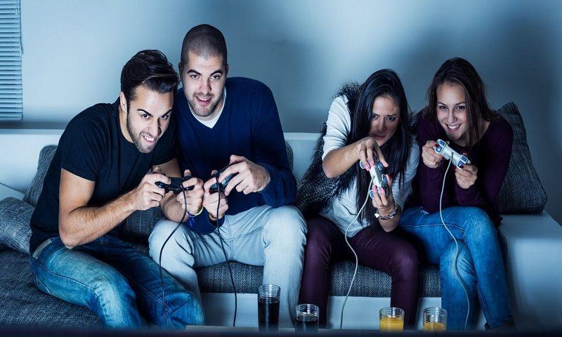 اثر بازی های رایانه ای بر مغز