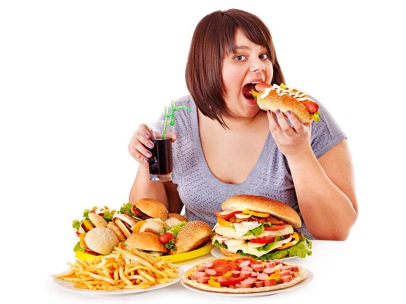 درمان پرخوری