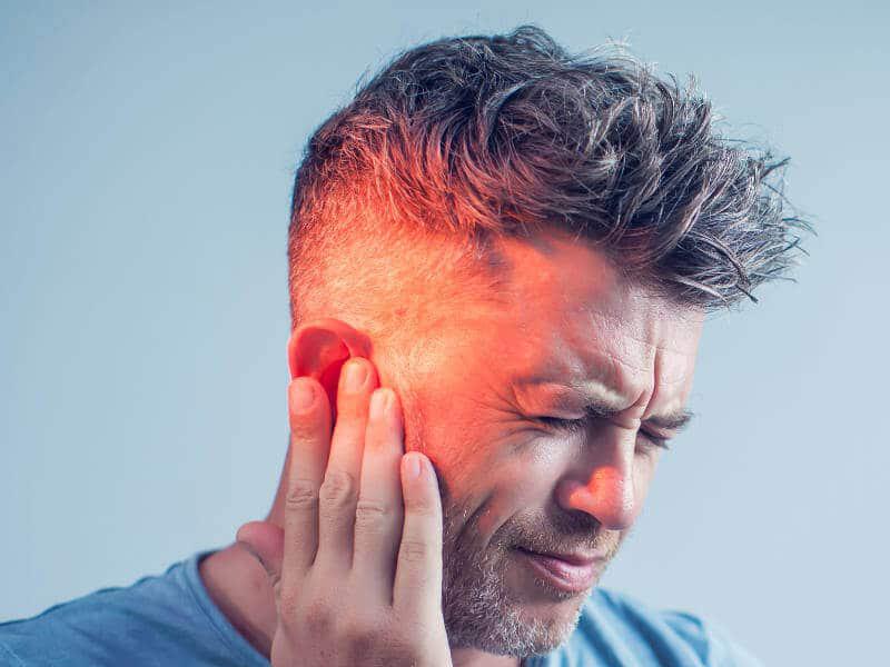 درمان وزوز گوش با tDCS