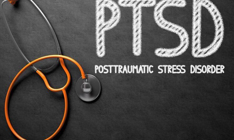 درمان PTSD با rTMS