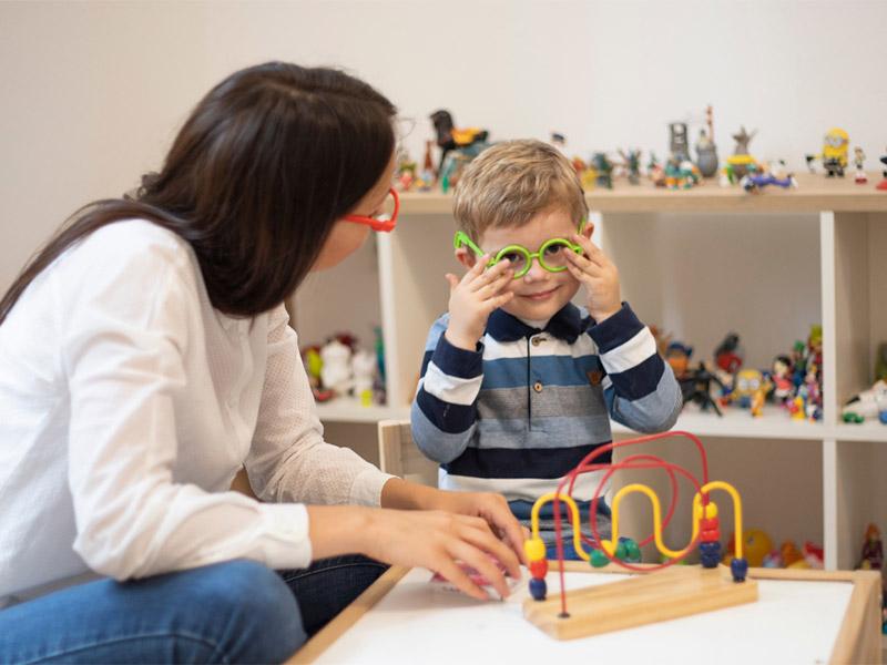 تشخیص اوتیسم QEEG